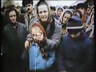 Док. фильм - геноцид ингушского народа 92г