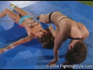 Fightingstyle - Lia Labowe vs Artemis