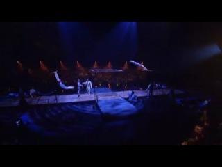 """Cirque du Soleil (Corteo), """"Tournik"""" act"""
