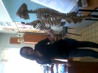 Экскурсия по кабинету анатомии