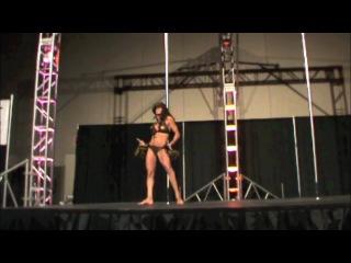 Zoraya Judd Pole convention 2011