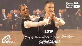 SERGEY KONOVALTSEV & ANNA DEMIDOVA - OHIO STAR BALL 2019 SHOW DANCE