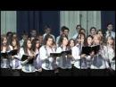 08 Один молится Христос: хор. Воззови ко Мне. 2011