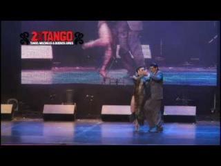 """Mundial de Tango Escenario 2009 Final 2do Puesto: Cristian Correa & Manuela Rossi """"La Mariposa"""""""