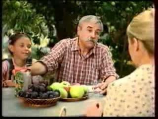 Рекламные блоки ОРТ и НТВ (2002)