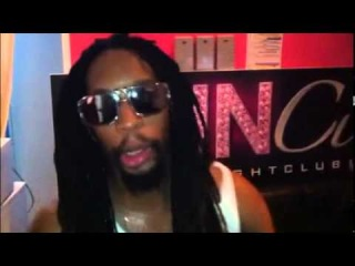 LIL JON shout-out for upcoming DJ set in Vladivostok / Russia, July 20 - 2011 @ Cuckoo Club