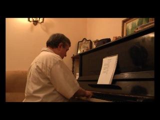 Весняк Юрий Счастливый вальс для фортепиано