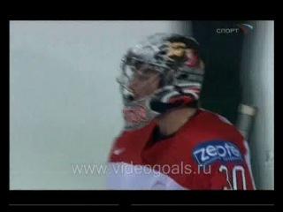 2008 год Финал Чемпионата Мира по хоккею Россия-Канада Победный гол Ильи Ковальчука