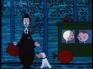 Паровозик из Ромашково  Добрые советские мультфильмы