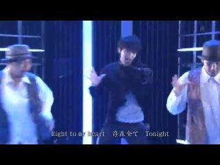 Shounen Club Premium: KAT-TUN Talk Junno's performance of Flash 19/06/2013