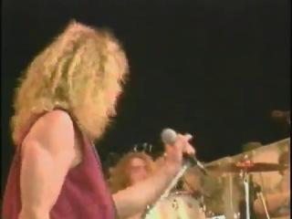 Jimmy Page & Robert Plant - Glastonbury Festival 1995 (FULL SHOW)