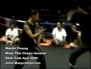 Ancient Muay Thai Boran Chaiya By Kru Praeng