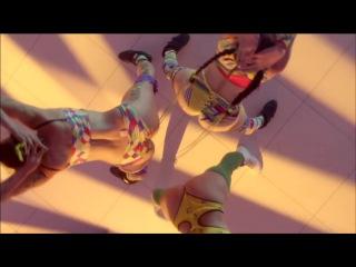 Major Lazer - Bubble Butt (feat. Bruno Mars, 2 Chainz, Tyga & Mystic)