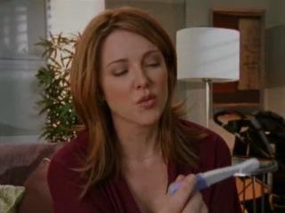 Клиника: доктор Кокс - Она не беременна! Голубая полоска!