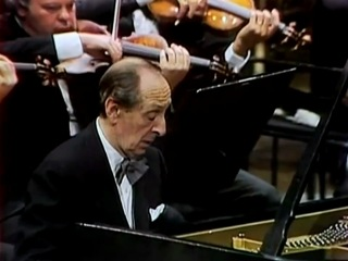 Vladimir Horowitz. Sergey Vasiliyevich Rachmaninov - Piano Concerto №3