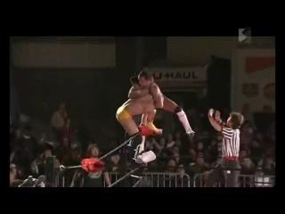 IWU Prince Devitt vs. Low Ki - NJPW Attack On The East Coast