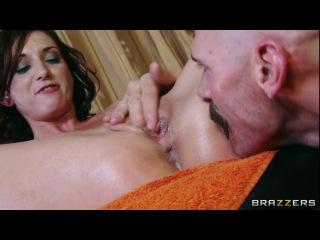 Katie Jordin Johnny Sins masaj