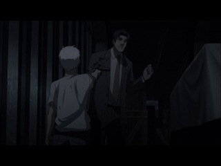 Ёрмунганд / Jormungand 1 сезон 5 серия Trina_D/Sad_Kit