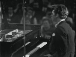Ван Клиберн играет Концерт Грига и Второй Концерт Брамса. Дирижёр Кирилл Кондрашин, Москва, 1972 год.