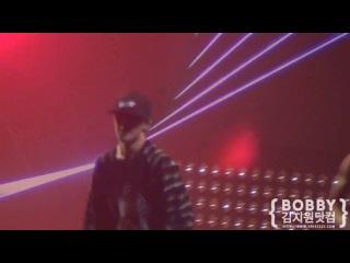 [FANCAM] 131025 WIN FINAL BATTLE - Dance_Interview (BOBBY ver)