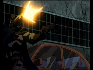 Justice league the flashpoint paradox Hypnogaja Scorned