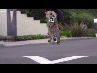 RDVX Longboard Grip Tape CantBeStopped2014