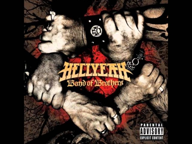 Hellyeah Band of Brothers 2012