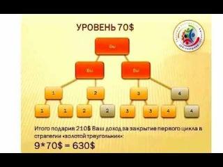 """Презентация IPS-company. Стратегия """"Золотой треугольник"""""""
