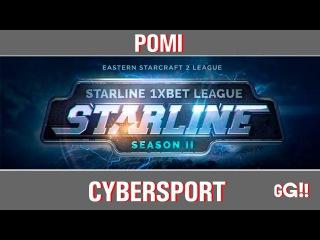 Starline#3 Challenger - группа B(Pomi)