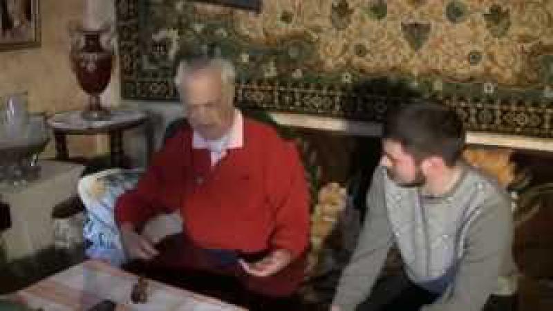 Русский писатель, фронтовик Иван Дроздов - Разговор о евреях, Правда о Второй Мировой Войне