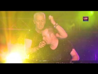 Scooter - Fuck The Millenium/Call Me Manana (Live Sport-Arena Manej, Chisinau) (27.11.11)