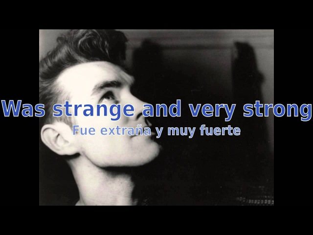 Morrissey I don t mind if you forget me w lyrics y traducción al español