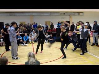 VERTIFIGHT IN RUSSIA 12 FINAL: SAY BRAAH -vs- AKATSUKI