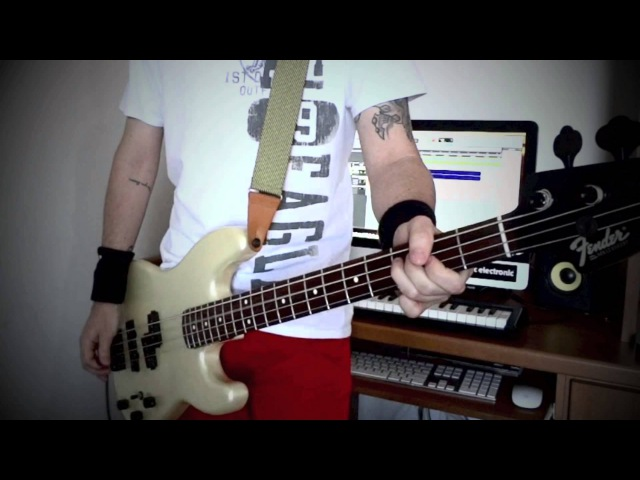 Paradise City - Guns N Roses BASS Cover