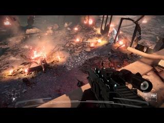 Killzone: Shadow Fall - Официальный дебютный геймплей