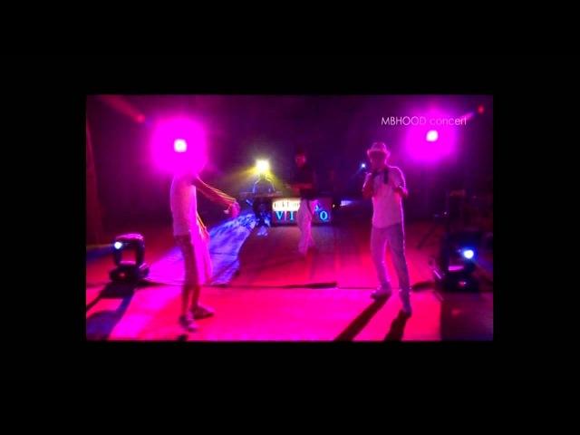Abadi ft. ZemZem - Ýakynlaş biraz(kansert ver.)[MARYBROTHERHOOD] 18-Awgust 2011ý.