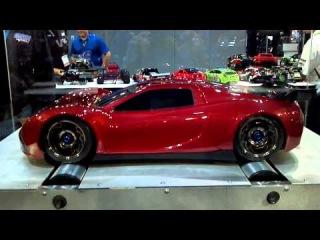 Traxxas XO-1 - 100mph Super Car HD Ready-To-Race Dyno