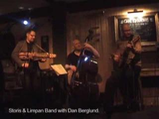 """Brottet"" - Storis & Limpan Band + Dan Berglund"