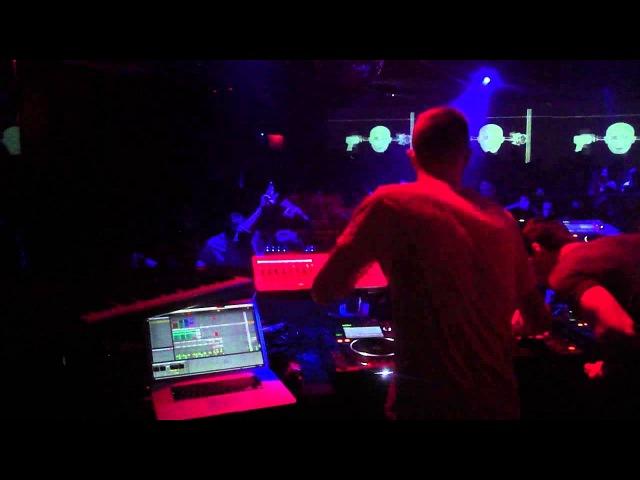 Frivolous Cadenza Showcase Live @ Amnesia Milano 24th of November 2012 pt 1 HD