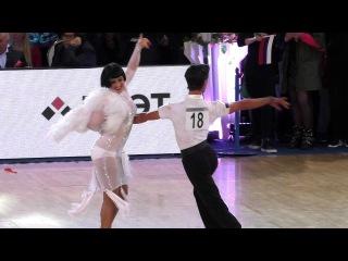 Guillem Pascual & Rosa Carne | Jive | 2017 GrandSlam Latin Moskow   semifinal