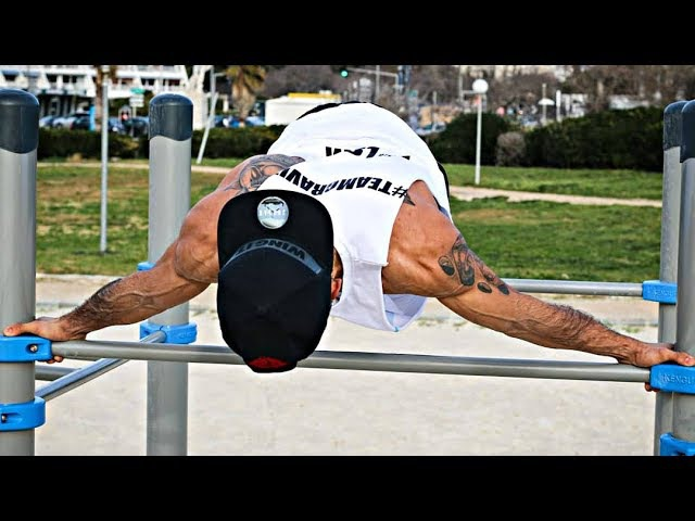 FATHER OF STREET WORKOUT ERYC ORTIZ 2018