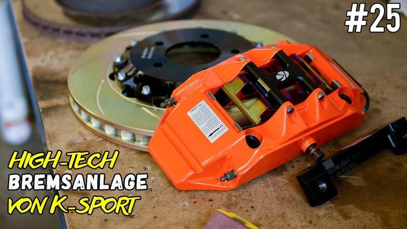 DOTZ BMW Z4 2JZ GTE K Sport Bremsanlage 25