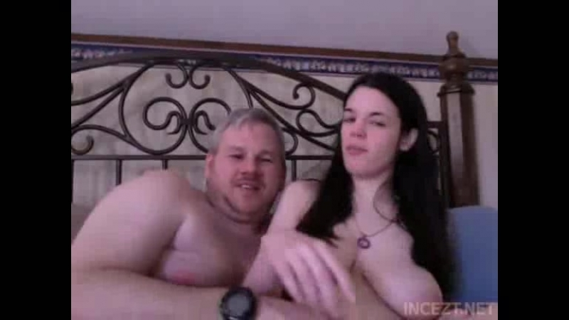 REAL amateur dad and daughter