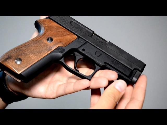 Обзор Inokatsu Sig Sauer P229