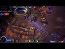 Heroes of the storm 42 mrrrbrul( Кельтас лига) kael'thas gameplay