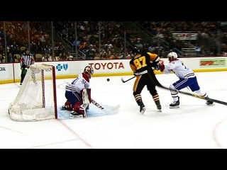 Goal of the year: Crosby's insane hand-eye coordination