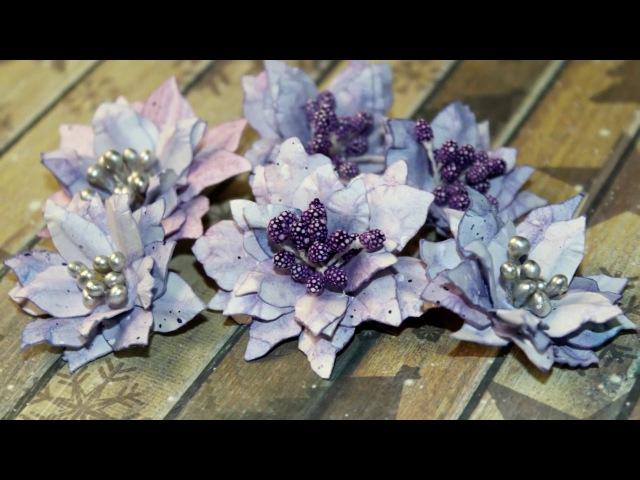 Цветы из бумаги своими руками | Скрапбукинг