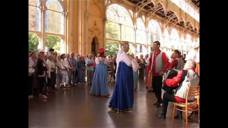 Покровка Горноуральский хор в Марианских лазнях