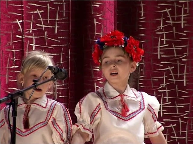 КОТИК МАВ ГАРНЕНЬКУ ЗВИЧКУ молодша група зразкового вокального ансамблю ПАРОСТ