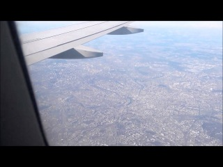 flying over moscow (w/soundtrack - judas iscariot)